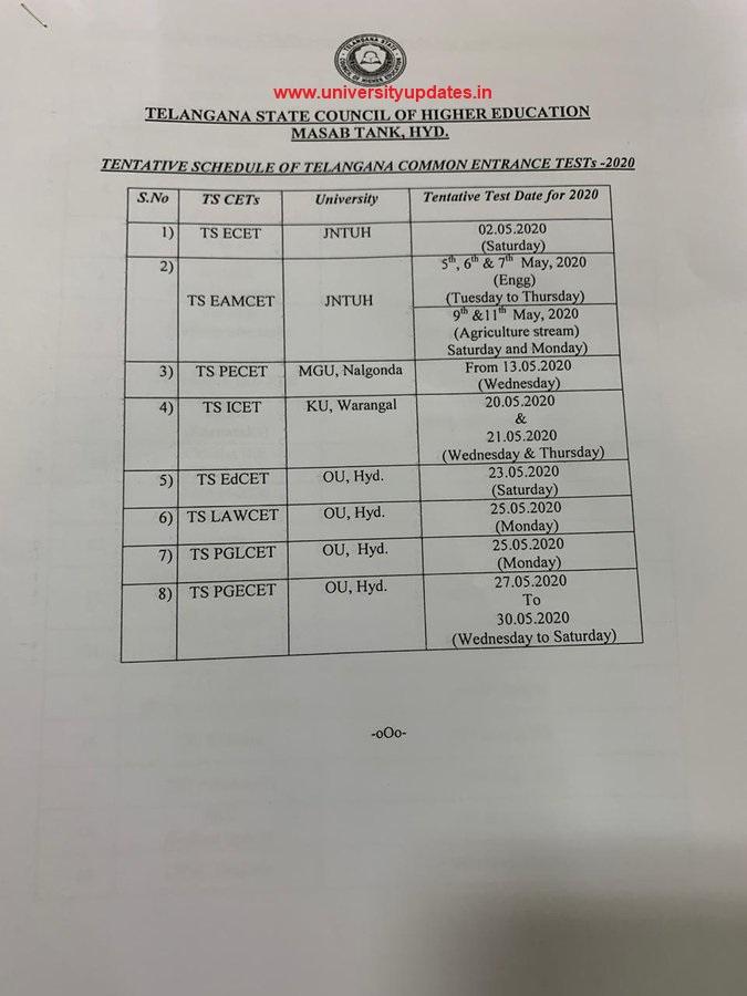 TS CETs Exam Dates 2020.jpg